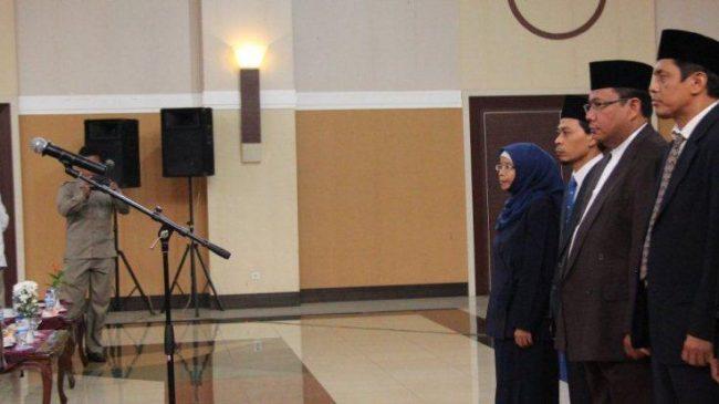 Baznas Depok Salurkan Bantuan Pendidikan 700 Juta
