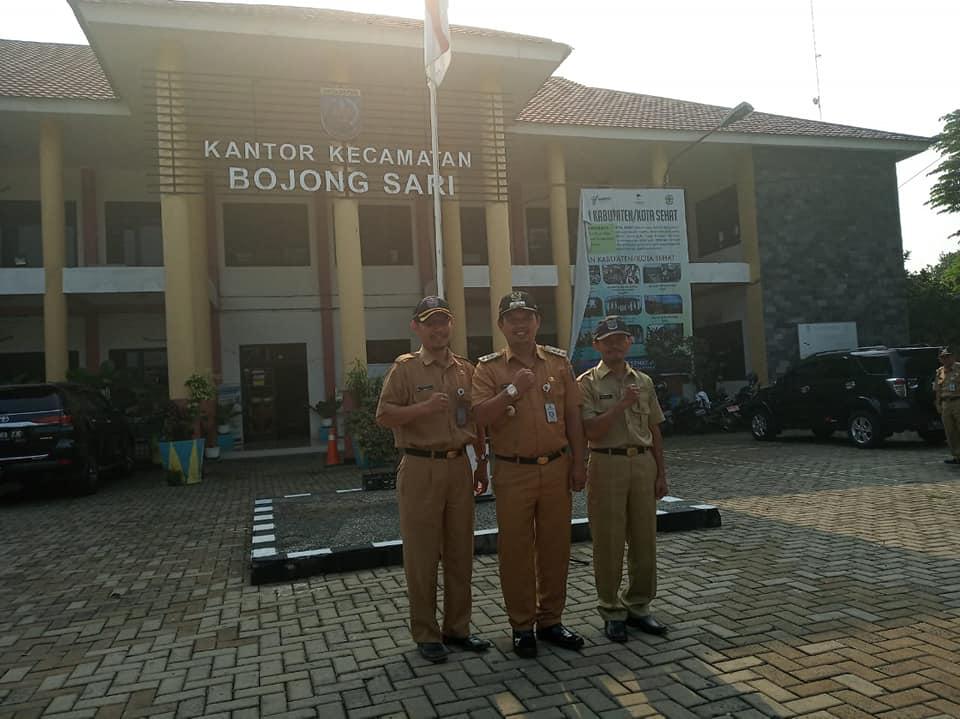 Bojongsari Sabet Lomba Sinergitas Kecamatan Tahun 2019 Tingkat Kota Depok