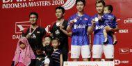 Inilah Daftar Tim Putra dan Putri Indonesia di Badminton Asia Team Championships 2020