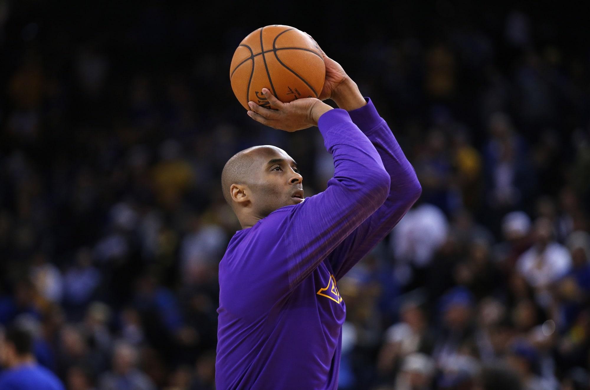Petisi Kobe Bryant Jadi Logo Baru NBA, Jutaan Orang Beri Dukungan