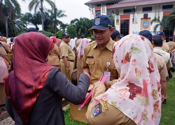 ASN Kota Depok Galang Dana Untuk Korban Banjir