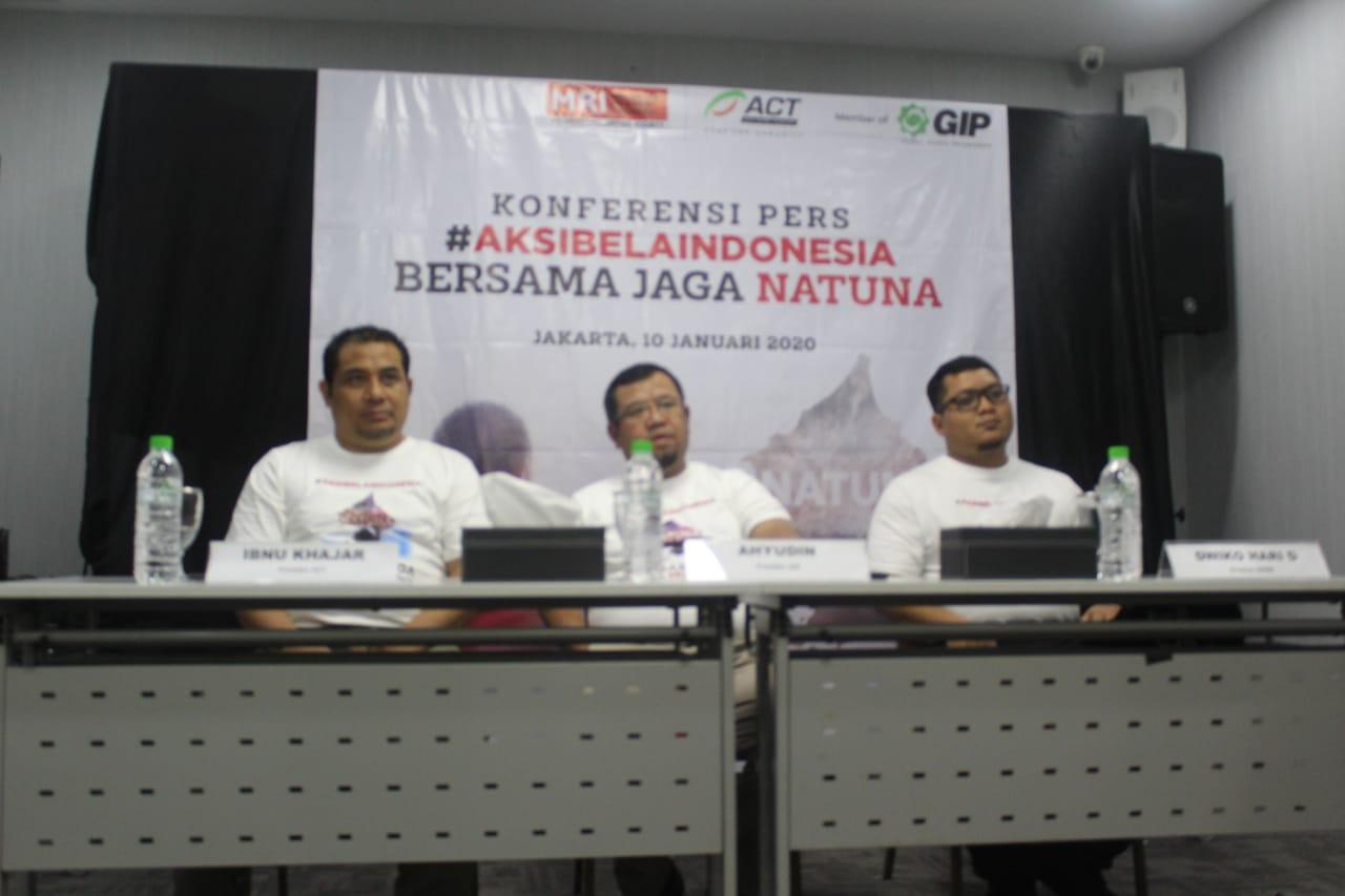 1.000 Ton Logistik Pangan Dikerahkan ACT Untuk Masyarakat Natuna