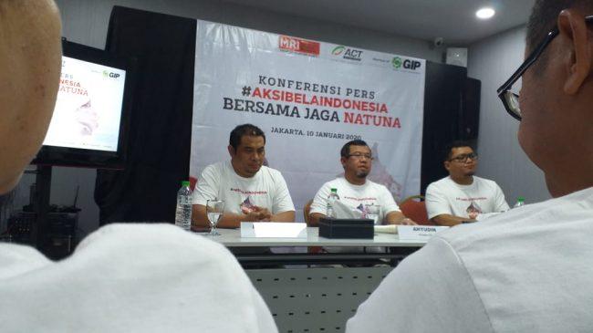ACT Ajak Masyarakat Untuk Jaga Natuna
