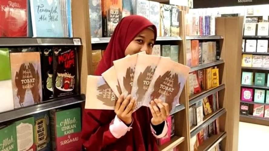 Novel Karya Gadis Berusia 18 Tahun Ini akan Akan Di Filmkan
