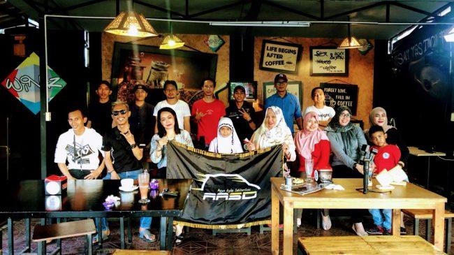 Meetup Agya Ayla SoliDaritas di Awal Tahun 2020