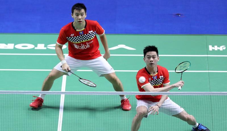 Minion Pertahankan Gelar Juara Indonesia Masters 2020