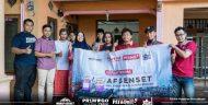 PRIMAGO PEDULI Salurkan 4 Wakaf Genset untuk Pesantren Terdampak Musibah Longsor di Bogor