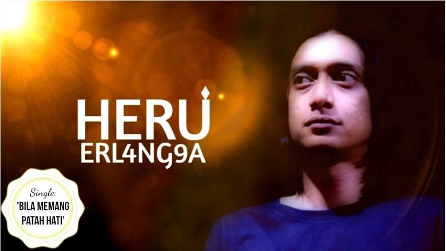 Awal Tahun 2020, Heru Erl4ng9a Warnai Belantika Musik Indonesia dengan Rock