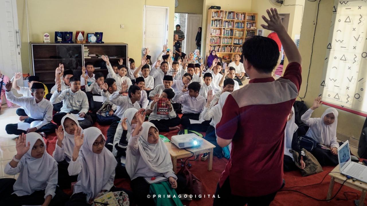 Bimbel PRIMAGO Adakan Workshop Imla GRATIS Bagi calon Pelajar Gontor