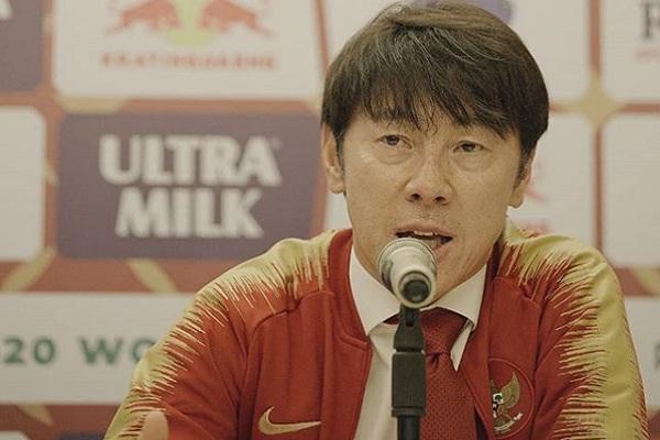 Shin Tae Yong Persilahkan Tim Pelatih Timnas U16 untuk Menggali Ilmu