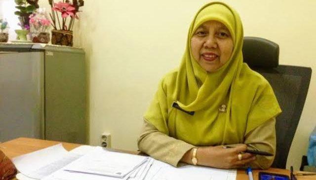 Asloe'ah Madjri Ditunjuk untuk Jadi Plt Kepala Disdukcapil Depok