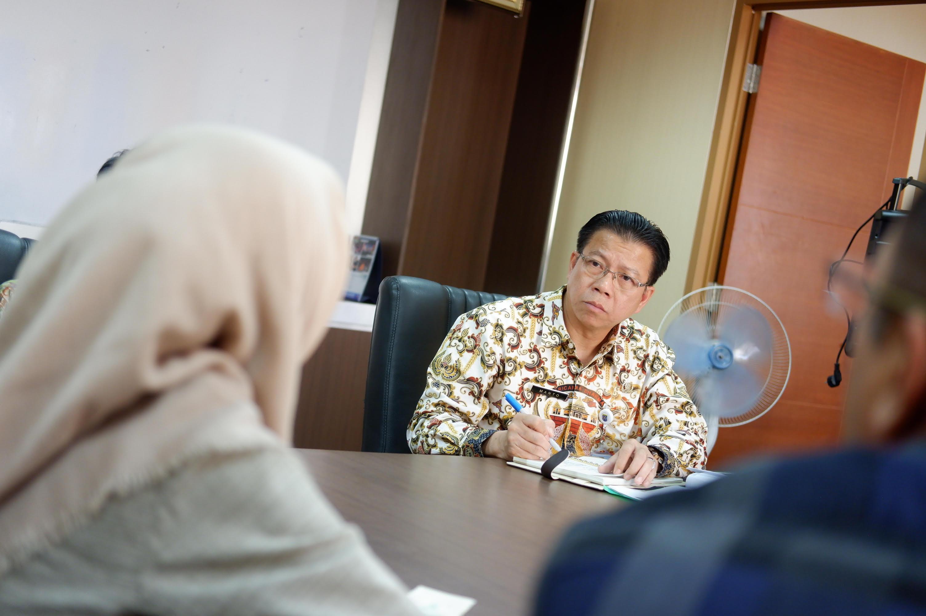 Disnaker Bentuk Forum BKK untuk Atasi Pengangguran