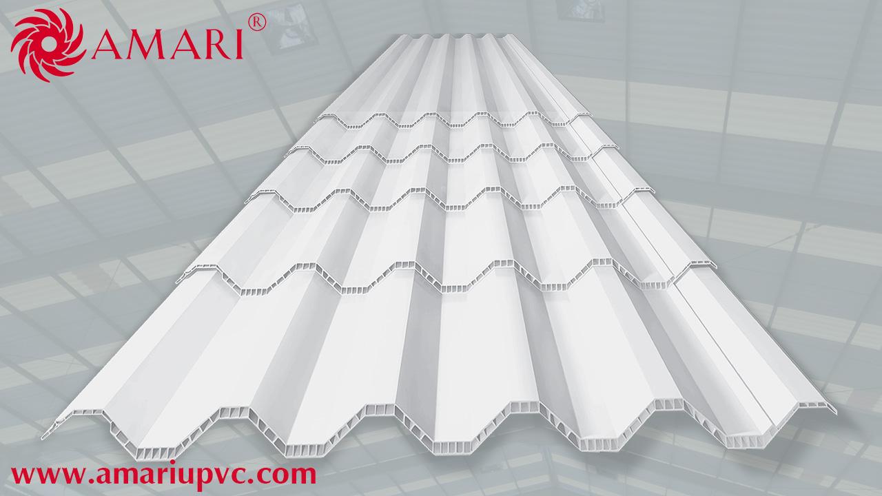 Solusi Atap Berkualitas dan Efisien dari Amari UPVC Roof