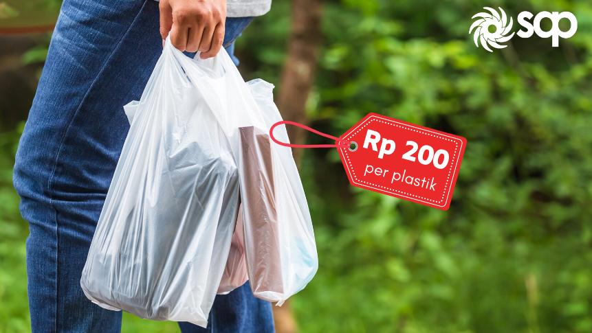 Cukai Kantong Plastik Disetujui, Ini Langkah Penanganan Sampah Selanjutnya