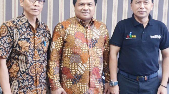 Tindak lanjuti Keluhan Warga, Aleg PKS Khairulloh Koordinasi Dengan Dishub Depok