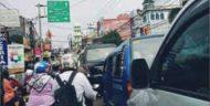 Wali Kota Depok, Mohammad Idris Minta Jalan Raya Sawangan Diperlebar
