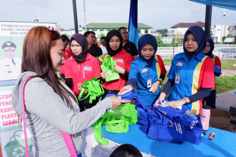 Mulai 1 Maret Aturan Belanja Tanpa Kantong Plastik di Depok Resmi Berlaku, Pengusaha Retail Lakukan Sosialisasi