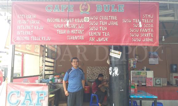 Berawal Dari Martabak Menjadi Cafe Bule