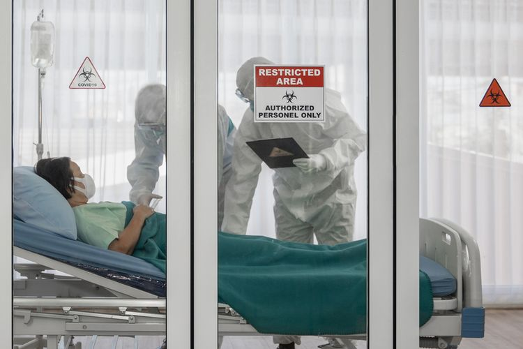 Dokter di Bantul Curhat 23 RS Tolak PDP Corona yang Kritis, Kini Pasien Sudah Ditangani
