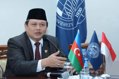 Dubes Husnan Bey Fananie: WNI di Baku Azerbaijan Bebas dari Virus Corona