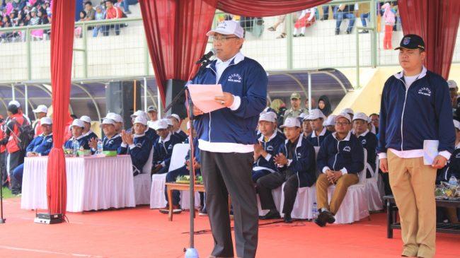 Luapan Emosi Jiwa Sang Wali Kota Depok, Mohammad Idris