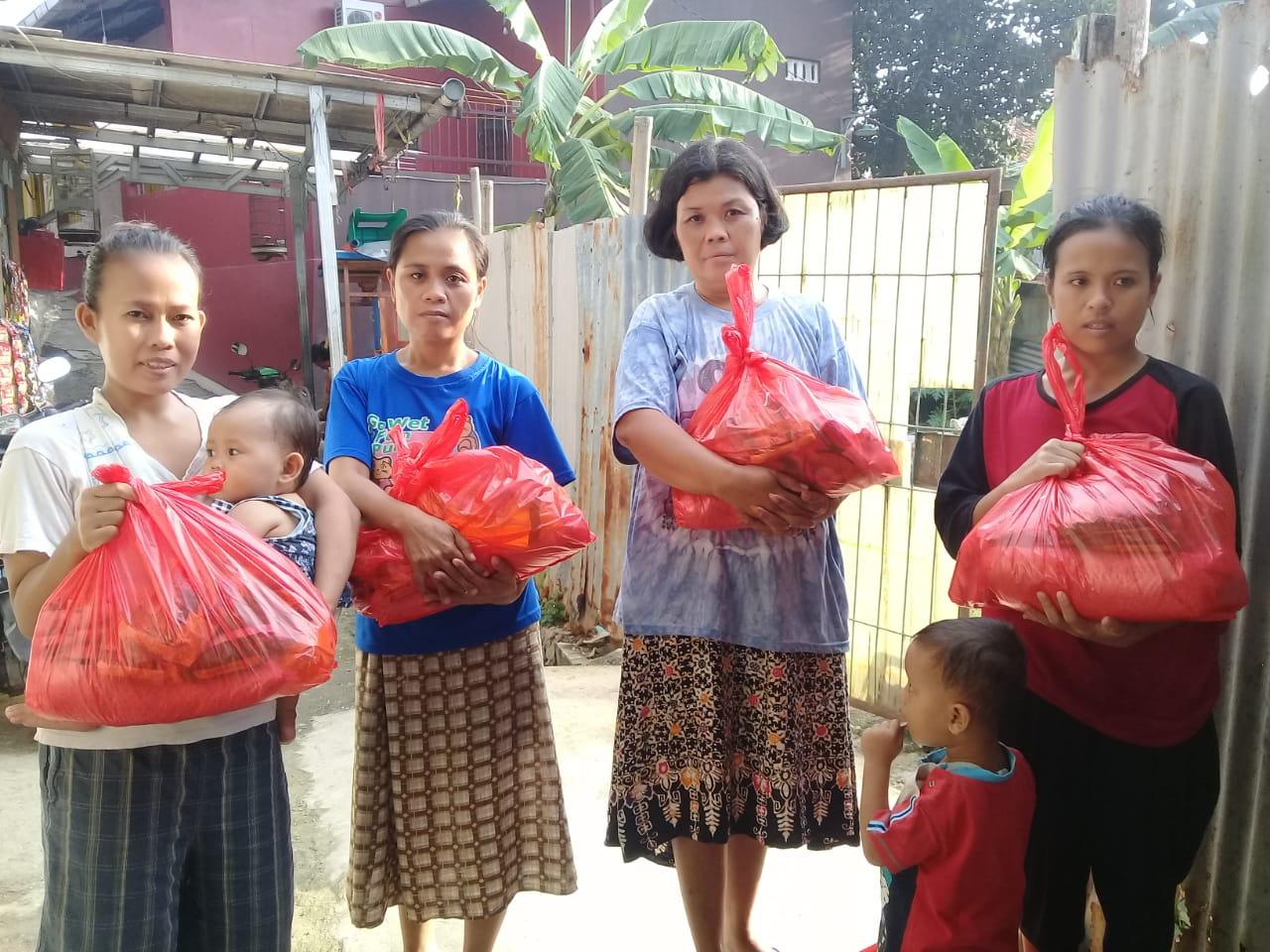 ACT Dan TNI Operasi Beras Gratis Untuk  Tangani Dampak Covid 19