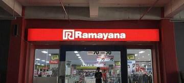 Ramayana Depok PHK 87 Pekerja