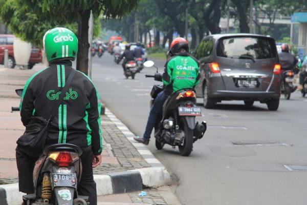 Layanan Ojek Grab dan Gojek Menghilang di Bogor, Depok, serta Bekasi