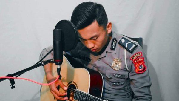 Lagu Bripda Rauzy Iranda Polisi Asal Aceh Dilirik Netizen