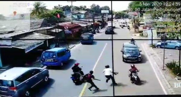 Waspada Terhadap Kejahatan Jalanan, Meski Di Siang Hari
