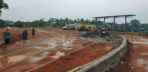 Pembangunan Alun-Alun Kota Depok