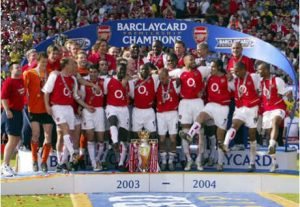 Arsenal The Invincibles