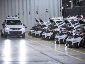 Industri Kendaraan Cruise
