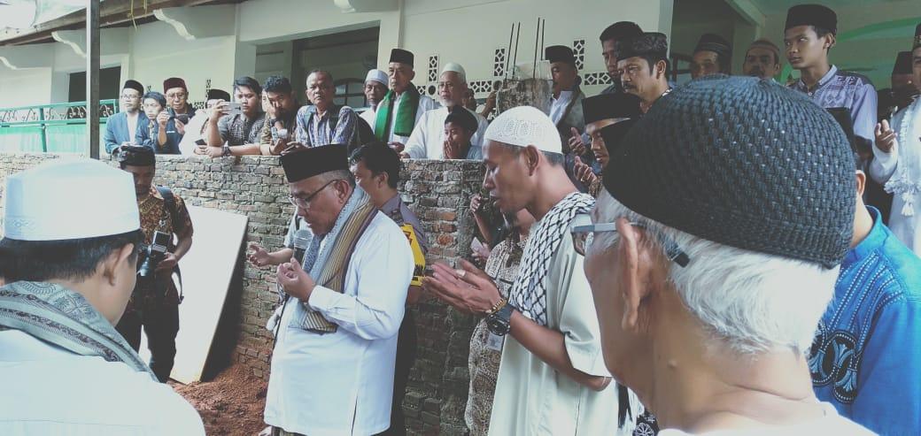 Khotib Jum'at, Mohammad Idris Sampaikan Sejarah Rasulullah SAW Mendirikan Masjid