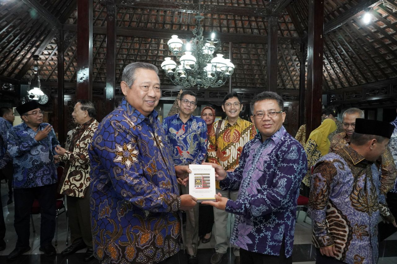 Sohibul Iman Temui SBY, Mulai Petakan Koalisi di Pilkada