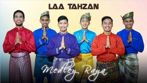 Miliki Vokal Merdu, Laa Tahzan Rilis 8 Lagu Jadi Medley Raya