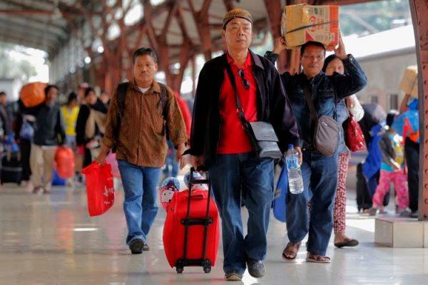 Pemudik Diimbau Menunda Pulang ke Jakarta
